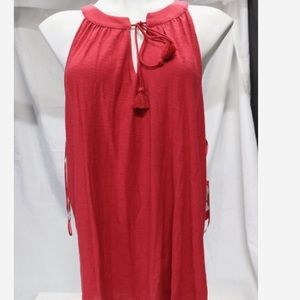Vince Camuto Brick 🧱 Red Tank Top Blouse NWT
